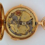 quarter repeater pocket watch